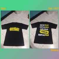 tshirt/baju/kaos cah kerjo anti prei