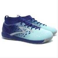Sepatu Futsal Specs Barricada Magna In Riviera Blue Galaxy Original