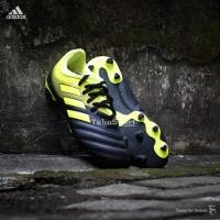 Sepatu Bola Adidas Copa 19.3 FG Junior Black/Yellow - [D98080] BNIB