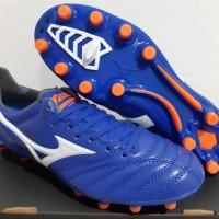 SPESIAL HARGA Sepatu Bola - Soccer Mizuno Morelia Neo II Leather Blue