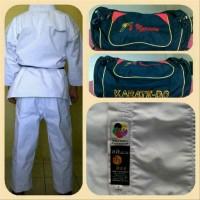 Baju Karate Hikaru Super Bahan Mirip hirota made in jap OLR