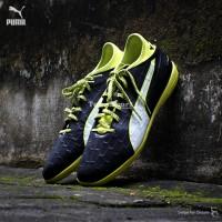 Sepatu Futsal Puma Evotouch 3 black - [103752 01] BNIB