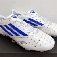 PROMO Sepatu Bola - Soccer Adidas F50 X 99.1 White Stripes Blue - FG