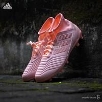 Sepatu Bola Adidas Predator 18.3 Pink - [DB2002] BNIB