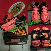Sepatu Volly - Voli Mitzuda Light Verza Duo Red - Origi OLH2