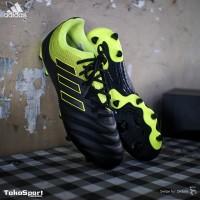 Sepatu Bola Adidas Copa 19.3 Black/Yellow - [bb8090] BNIB
