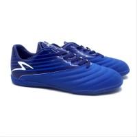 Sepatu Futsal Specs Barricada Genoa In Blue Navy Original Promo