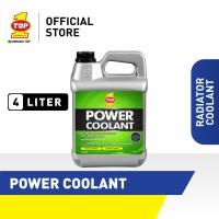Radiator Coolant - TOP1 POWER COOLANT - 4L