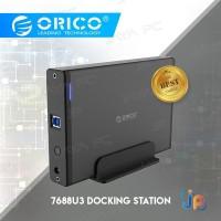 Orico Case External Hardisk HDD Portable 7688U3 3.5 USB 3.0 Enclosure