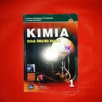 buku pelajaran kimia SMA kelas 1 BSE