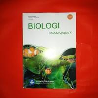 buku pelajaran biologi SMA kelas 1 BSE