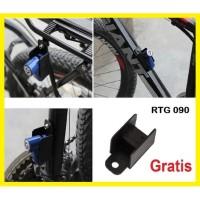 Kunci Ganda Motor Gembok Pengaman Rem Cakram Disc Brake Lock Sepeda