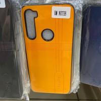 REDMI NOTE 8 Silicone Back Leather REMAX Case