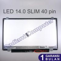 LCD LED 14.0 Slim Asus K46 K46CB K46CM K46CA X401U X401A X401