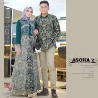 Dress Couple  Baju Couple   Asoka 2 couple Ori Shofiya