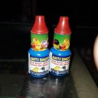 obat burung sakit anti snot