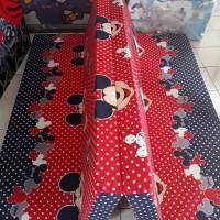 ROYAL FOAM Kasur Lipat Busa Royal no.1 size 200 x 180 x 10 cm