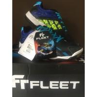 Sepatu Badminton Import FLEET BS 054 Unisex berkualitas