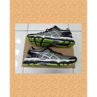 Restock Sepatu Badminton Assic Rocket Gel Original berkualitas