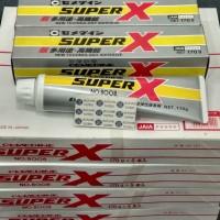 1 Pcs Lem Silicon Cemedine Super-X No.8008 170 Gram Original Japan