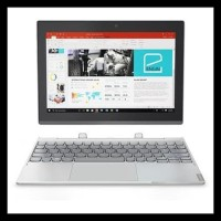 Lenovo Miix 320 RAM 2GB/128 GB/Win 10 Pro/Z8350 Laptop - Silver /10.1
