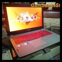 Asus Slim Monster Gaming ROG GL502VM w/ GTX 1060 6 GB SPECIAL