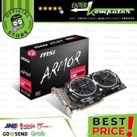 VGA MSI Radeon RX 580 8GB - Armor 8G OC / PC / Komputer / Gaming