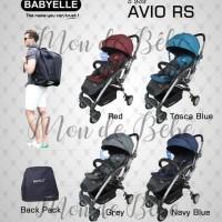 Stroller Baby Elle Avio RS S 939