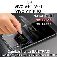 Vivo V11 - V11i - V11 Pro garskin anti gores belakang hp SKIN AURORA