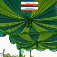 Good plafon tenda balon 4x6