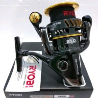 Reel RYOBI AP POWER SW 5000 power handle 6 bearing drag 5kg salt wa