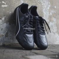 Sepatu Futsal Puma Puma King Hero Black - [105673-01] BNIB