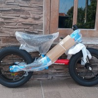 New Pushbike Srider 3.0 Air - Balancebike Srider Ban Hidup-