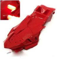 Undertail Premium Merah Kawasaki Ninja 250 Fi & Z250 201 064