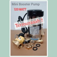 Pompa Mini Booster Pump 120w Otomatis Pendorong Air Water Heater