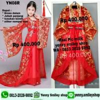 Baju Adat China YN08R Baju Tradisional China