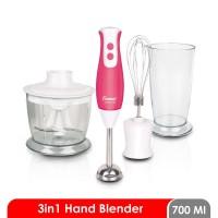 Cosmos Blender Tangan/Hand Blender 3 Fungsi 0,7 Liter CB-653 HB