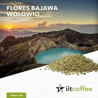 Arabica Green Beans - Flores Bajawa Wolowio Washed - 1kg