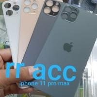backdoor back casing tutup baterai back cover iphone 11 pro max ori