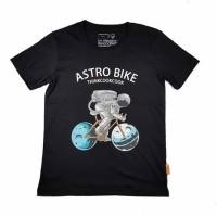 T-shirt cotton combed 30s / ASTRO BIKE / THINKCOOKCOOK