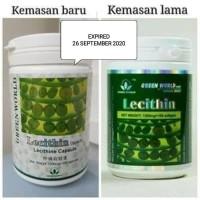 Lecithin Softgel Green World
