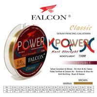 Senar Pancing Falcon POWER 150 Meter / GALATAMA Anti Keriting