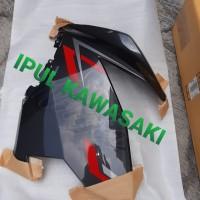FAIRING SAMPING NINJA 250FI NEW 2018 UP NINJA 250 FI NEW LED ORI
