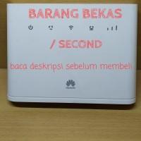 home router huawei B310 bolt xl second unlock semua jaringan 4G