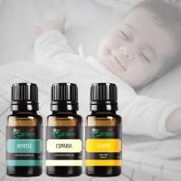 Paket Batuk Pilek Untuk Bayi Essential Oil Our Garden Aroma Terapi