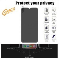 Grace Vivo Y95 - 6.22 inch - Privacy Anti Spy Tempered Glass 2.5D Scre