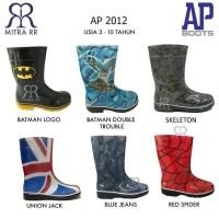 Sepatu Boot Anak Tanggung AP BOOTS Kids 2012 NEW Go Race
