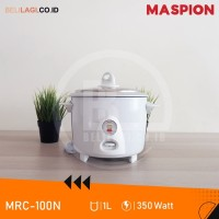 Maspion Cooker MRC-100N / MRC 100N