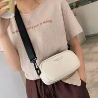 Tas Selempang Forever Young Sling bag simple import Korea Terbaru