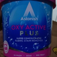 Astonish OXY Plus and Active clean remover 1 kg